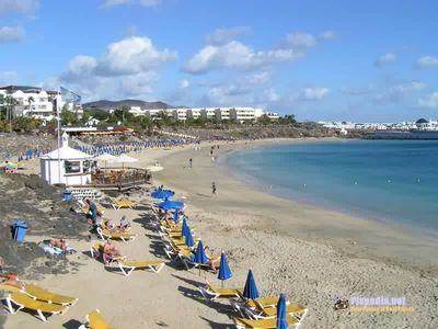 Playa Blanca villa rental - Dorada Beach