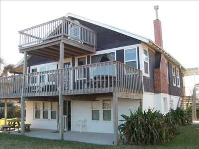 Beachfront home:  1 1/2 'D' Lane, St.Augustine Beach