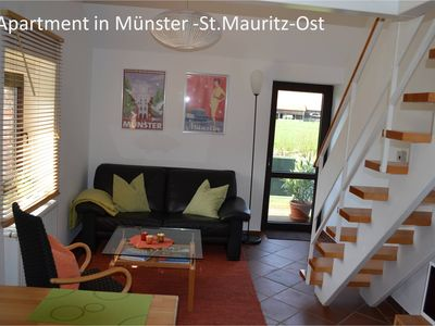 Welcome to our country flair apartment Münster