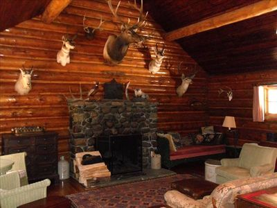 Cooke City-Silver Gate Vacation Rental - VRBO 309583 - 2 BR ...