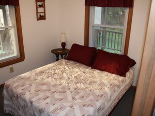 Guest bedroom #2. Complete with Full bed and luxury mattress. - Malta house vacation rental photo