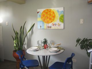 Arequipa apartment photo - Eat in Kitchen.