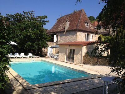 4CH Perigord, POOL, 10min Sarlat and tourist sites