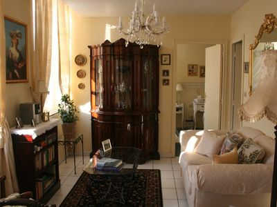 Carcassonne City apartment rental - Living room, Troubadour