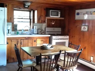 Country kitchen - Greenwood Lake house vacation rental photo