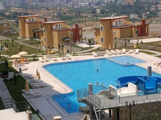 Alanya apartment photo - Great swimmingpool view from above, 800m²