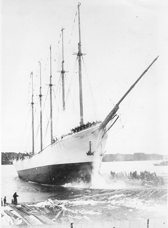 The Carroll A. Deering
