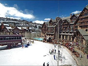 Located in the Heart of Bachelor Gulch Resort