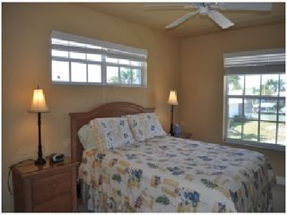 Vacation Homes in Marco Island house photo - Bedroom upstairs, Queen bed, pic 1