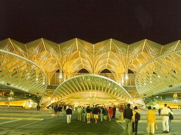 Expo - Oriente Train Station