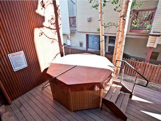 Telluride condo photo - Complex Hot Tub (covered)