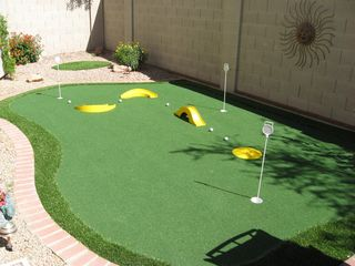 Scottsdale North house photo - Miniature Golf too!