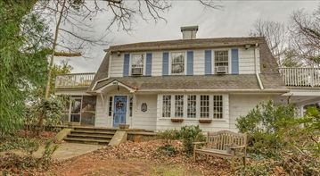 Rutherfordton house rental - Dutch Colonial built in 1923