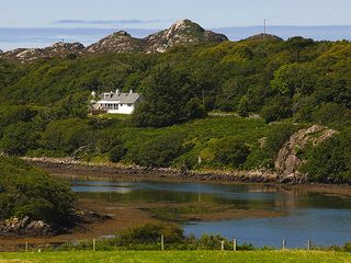 Oban, Isle of Mull & Lorn cottage photo - ARDFENAIG LODGE