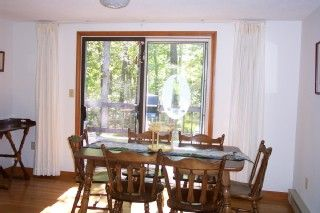 Eastham house photo - Bright Dining Area