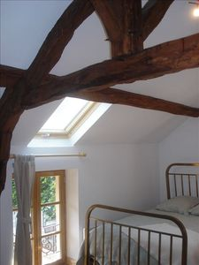 Bed and Beams !