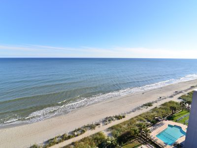 Direct Oceanfront & Perfect Location!  Upgrades * Lazy River * & More!
