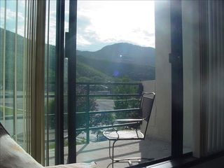Edelweiss Haus condo photo - Mountains out your window