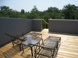 Amagansett house photo - Rooftop Deck