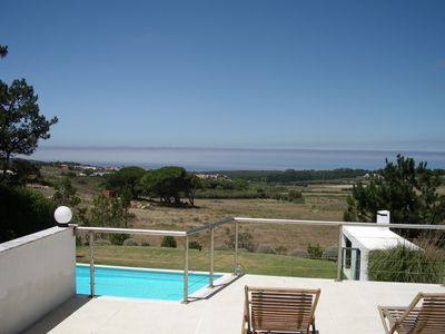 Colares villa rental - Sunset Sea View