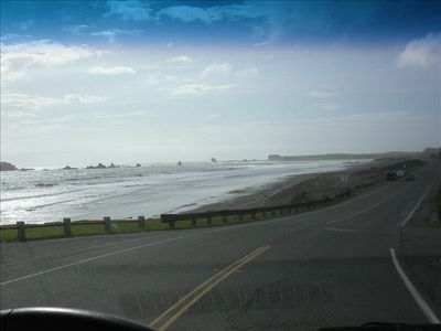 Driving or strolling along Pebble Beach Drive is one of life's great pleasures!