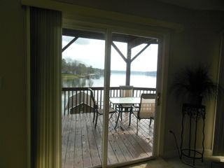 Lake Gaston house photo - View from home interior