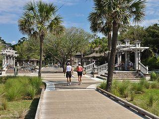 Sea Pines house photo - The new Coligny Beach Park just outside Sea Pines