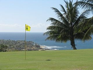 Aguadilla condo photo - Punta Borinquen Golf couse, just 5 minutes away!