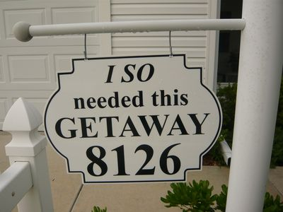 ISO Getaway...your new vacation home.
