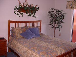 Vacation Homes in Ocean City condo photo - Mahogany Queen Master Bed