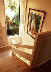 Wailea townhome photo - Stairwell