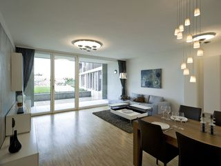 Munich apartment photo - Luxury Living room