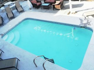 South Padre Island condo photo - Relaxing and Refreshing Patio Area
