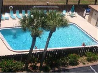 Cocoa Beach condo photo - heated pool