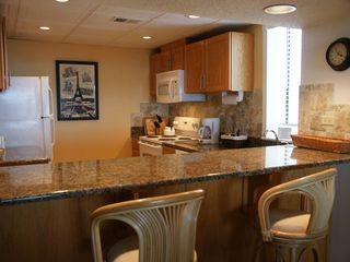 Virginia Beach condo photo - Renovated Fully Equipped Kitchen