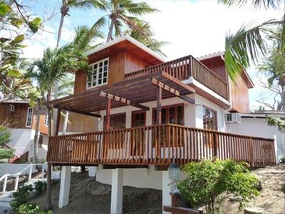 Contadora Villa 24 - view from front