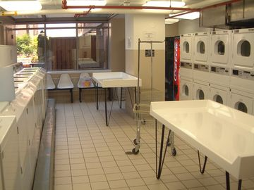 Laundry Room available 24/7