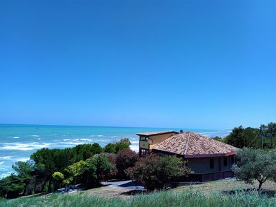 Apartment in seafront villa surrounded by a beautiful park, pets welcome - Appartamento Verde
