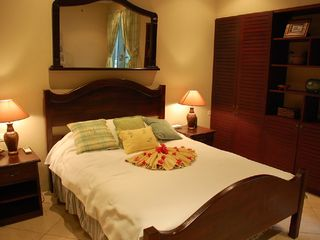 Playa Hermosa house photo - First Floor Queen Bedroom