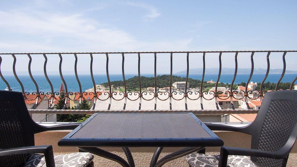 Holiday apartment, 20 square meters, Makarska, Croatia