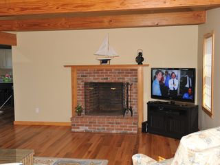 Madaket house photo - 50' HDTV with BluRay