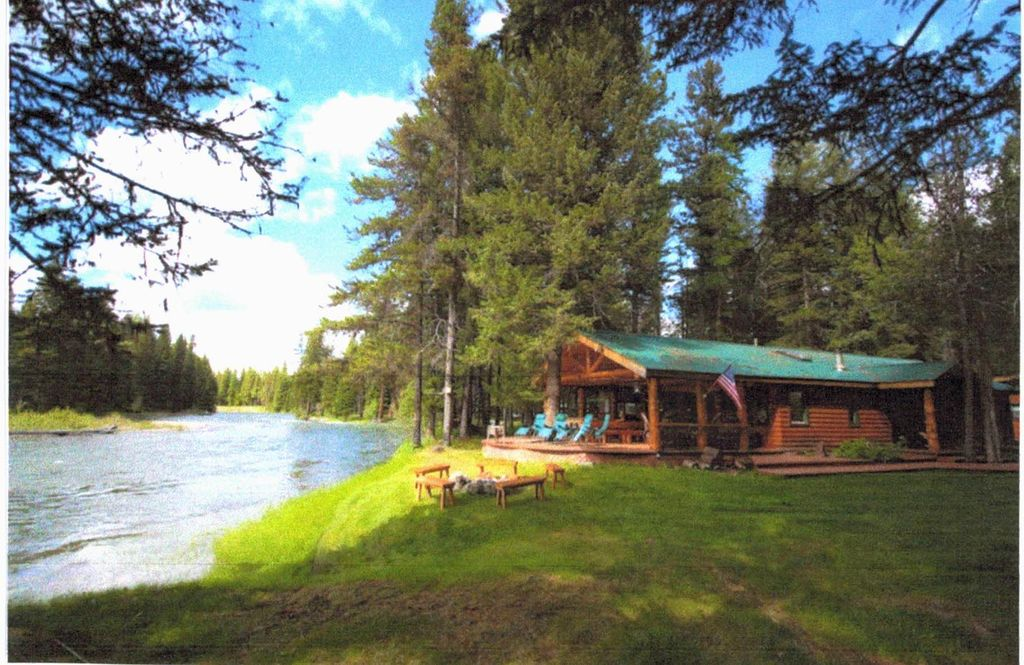 spectacular swan river retreat 8 br vacation cabin for