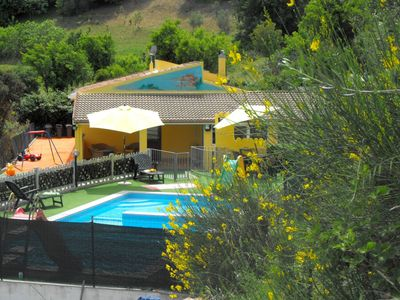 Villa Colle with private swimming pool