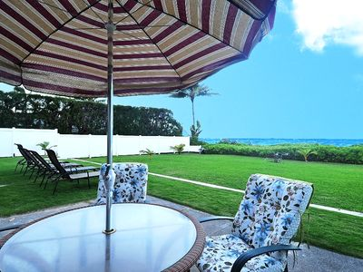 Kailua House Rental: Kailua Beachfront Retreat | HomeAway