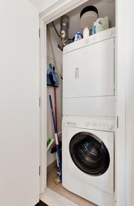 washer /dryer in apt