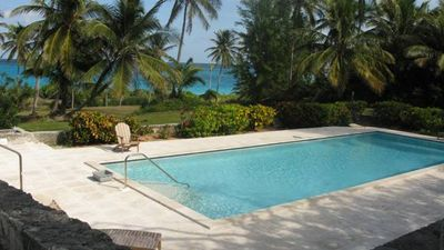 Governor's Harbour house rental - Communal Pool