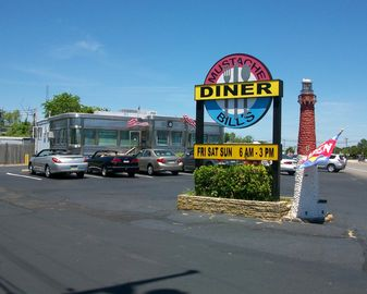 The only diner in the US to win the James Beard Award is here on LBI! Yum!!