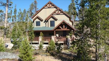 Grand Lake house rental - Shadow Mountain Getaway