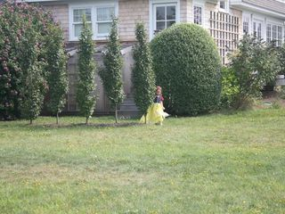 Siasconset house photo - Snow White Plays in the Garden