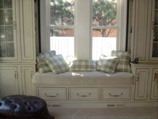 Annapolis house photo - Kitchen window seat